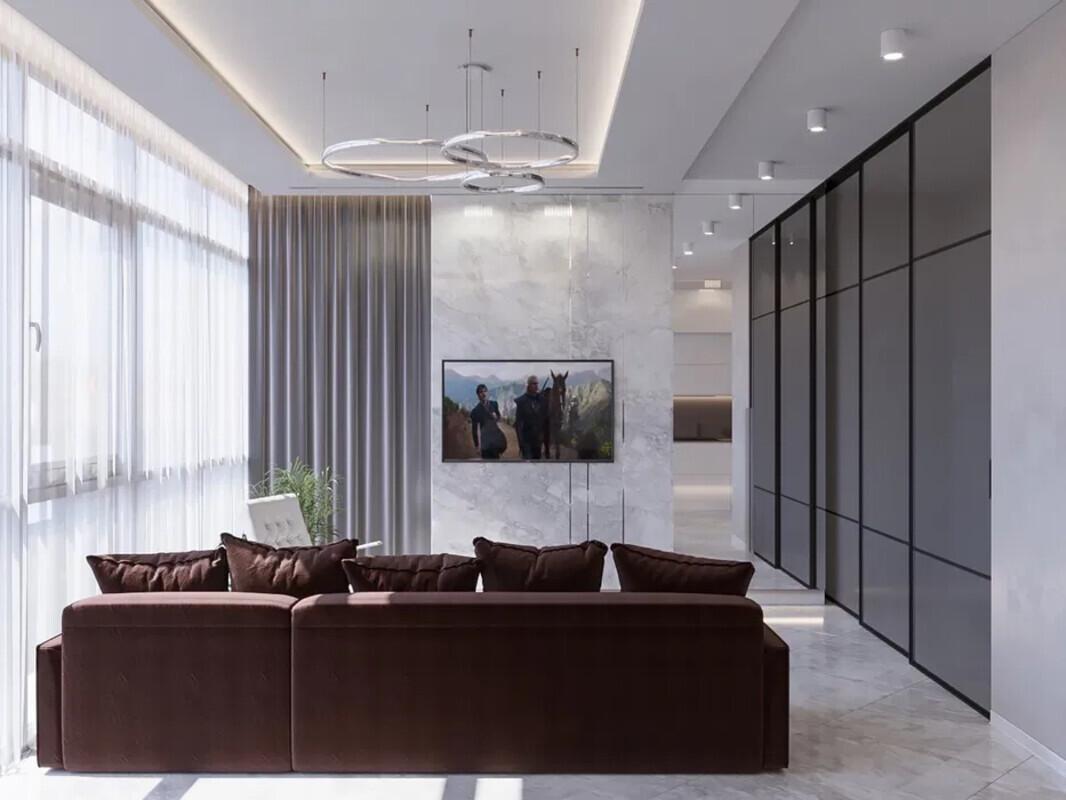 продам 1-комнатную квартиру Днепр, ул.пр. Гагарина 112А - Фото 3