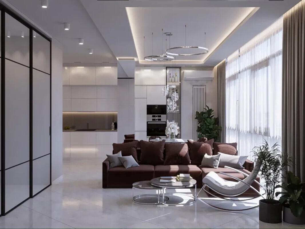 продам 1-комнатную квартиру Днепр, ул.пр. Гагарина 112А - Фото 2