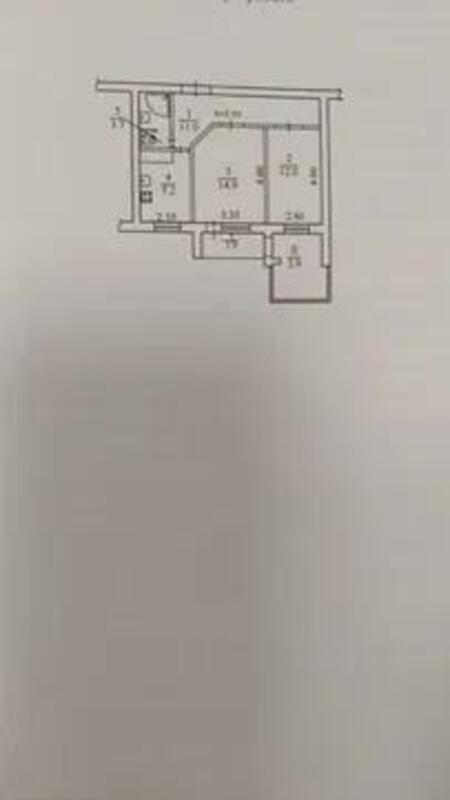 продам 2-комнатную квартиру Днепр, ул.Запорожское шоссе, 60 - Фото 9