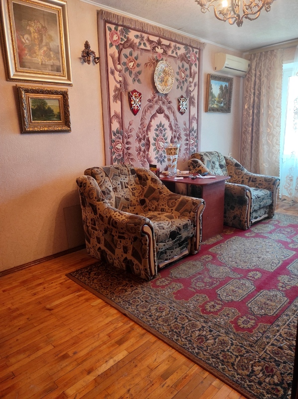 продам 3-комнатную квартиру Днепр, ул.Суворова , 34 - Фото 1